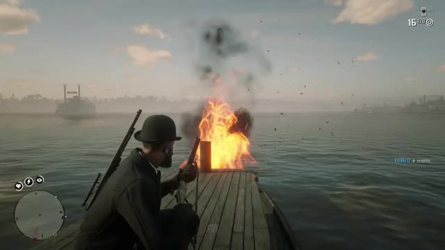 Watch this GIF by Gamer DVR (@xboxdvr) on Gfycat. Discover more RedDeadRedemption2, WhiteGeko, xbox, xbox dvr, xbox one GIFs on Gfycat