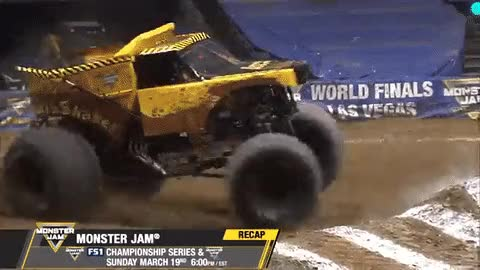 Watch and share Sunday Monster Truck GIFs on Gfycat
