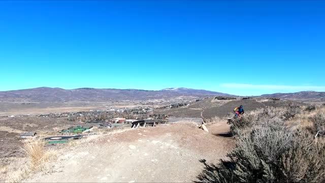 Watch and share Mountain Biking GIFs and Snowboarding GIFs by Irahi on Gfycat