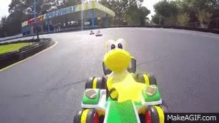 Watch and share SML Short: Bowser Junior's GoKart Race! GIFs on Gfycat