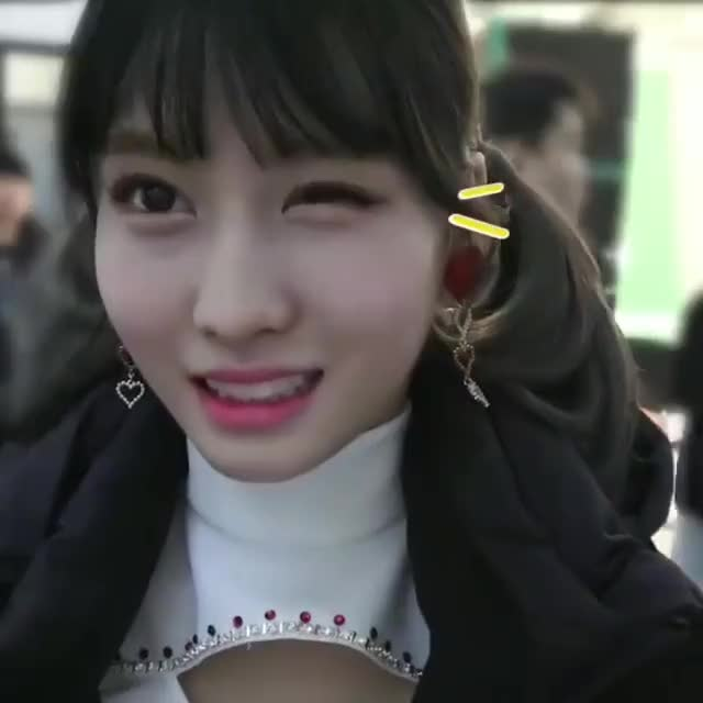 Watch Video by misanayeon GIF on Gfycat. Discover more celebrity, celebs, kpop, momo, twice GIFs on Gfycat