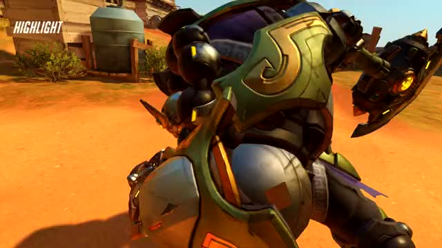 Watch and share Overwatch GIFs and 60 Fps GIFs by Malo on Gfycat