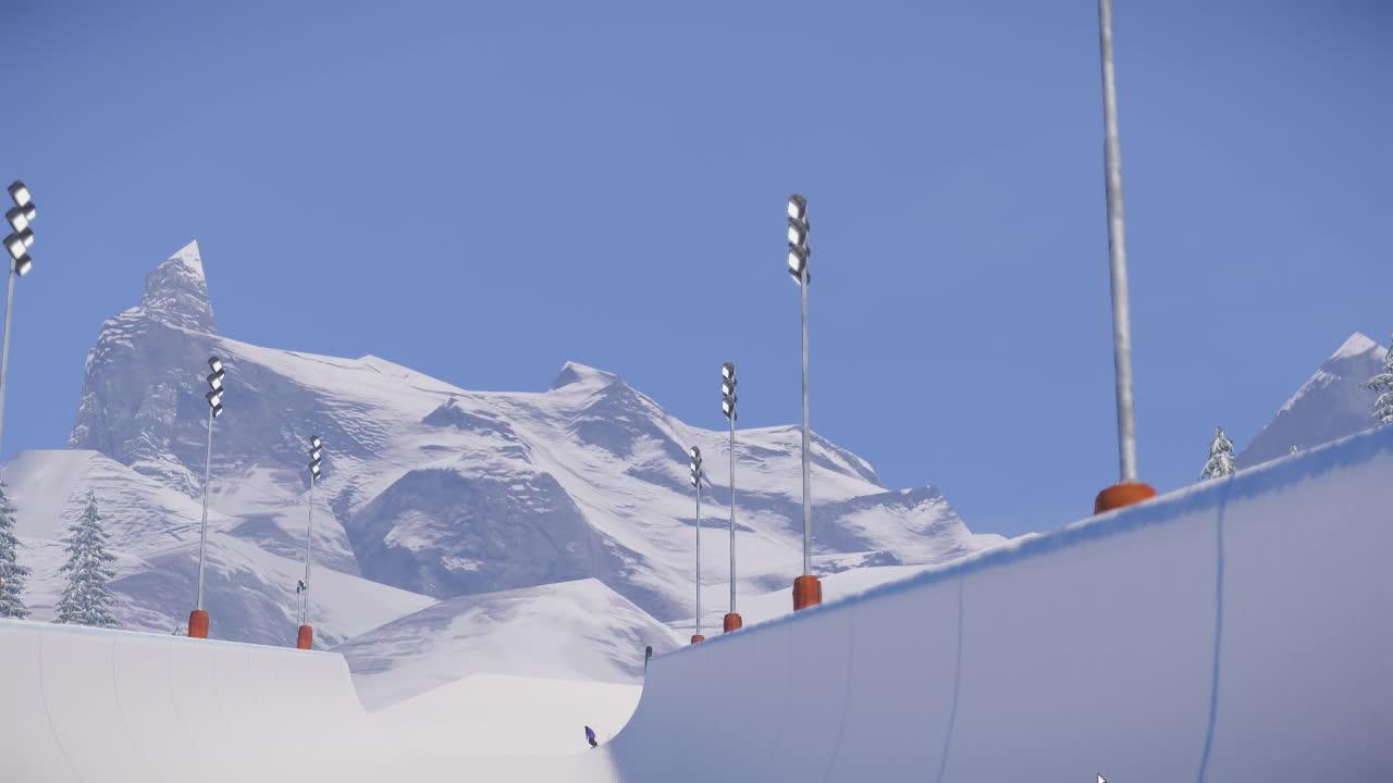 SnowTheGame, snow, snowboarding, SNOW Halfpipe line GIFs