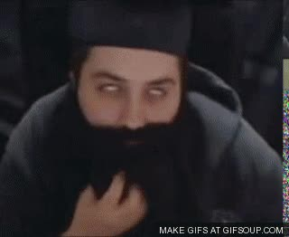 Watch and share Beard GIFs on Gfycat