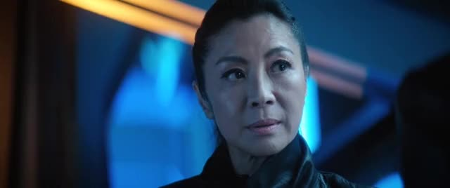 Watch and share Michelle Yeoh GIFs and Interesting GIFs by Star Trek gifs on Gfycat