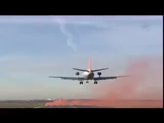 Watch and share Aircraft Vortices GIFs on Gfycat
