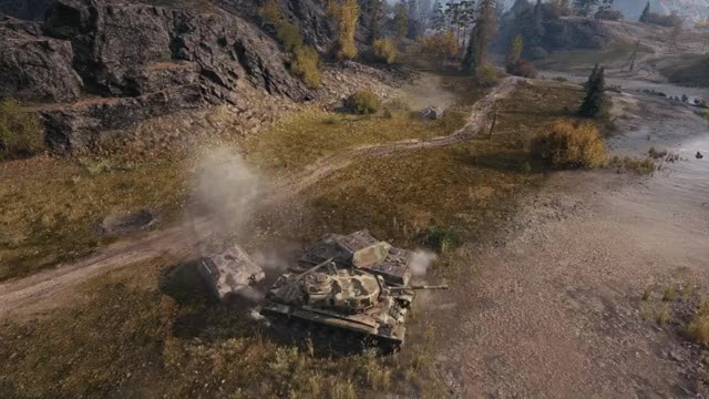Watch and share World Of Tanks GIFs and Geforcegtx GIFs on Gfycat