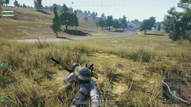 Watch and share Vlc-record-2017-11-22-15h55m01s-PLAYERUNKNOWN GIFs on Gfycat