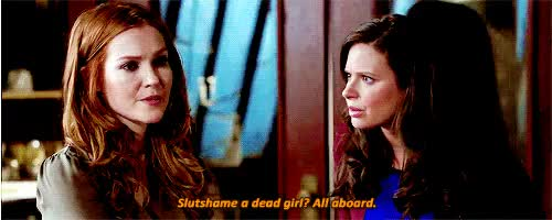 Watch and share Quinn Perkins GIFs and Abby Whelan GIFs on Gfycat