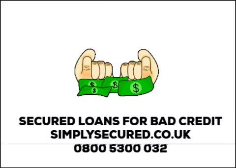 Watch and share Bad Credit Loans GIFs by simplysecured on Gfycat