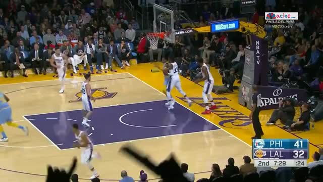 Watch and share Lonzo Ball Airball GIFs and Lakers Vs76ers GIFs on Gfycat