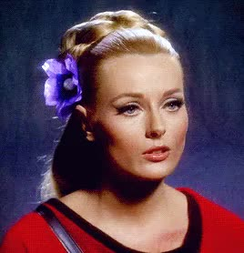 Watch Yeoman Martha Landon GIF on Gfycat. Discover more knock those assholes down with your sick moves lady pavel's got your flower, martha landon, mine, star trek, the apple, tos, trekedit, women of star trek GIFs on Gfycat