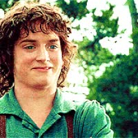Watch and share Elijah Frodo Gandalf Laughing GIFs on Gfycat