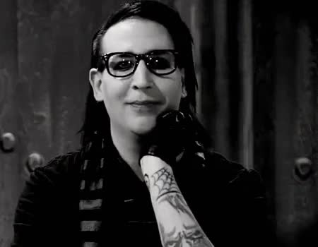 Watch and share Helden Von Morgen GIFs and Marilyn Manson GIFs on Gfycat