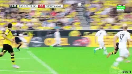 Watch and share Henrikh Mkhitaryan GIFs and Borussia Dortmund GIFs on Gfycat