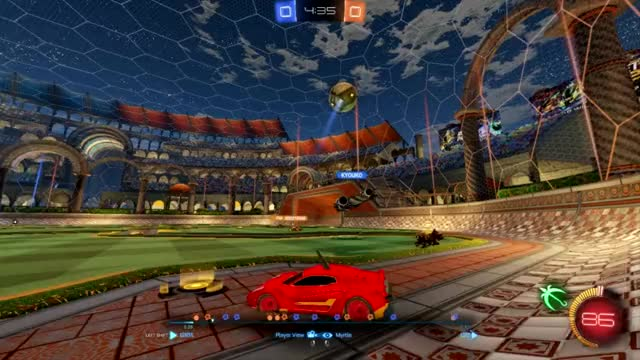Watch glitchy grapple save GIF by @puyuyu on Gfycat. Discover more RocketLeague, rocket league, rumble GIFs on Gfycat