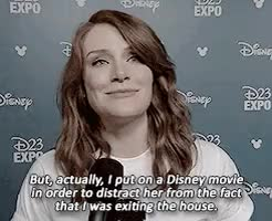 Watch and share Bryce Dallas Howard GIFs and Interviews GIFs on Gfycat