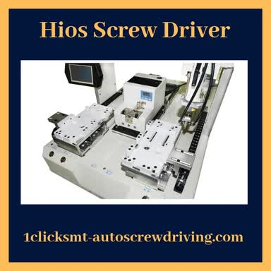 Watch and share Hios Screw Driver GIFs by autoscrewdriving on Gfycat