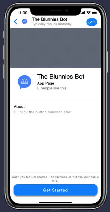 Watch and share Blunnies Bot 2 GIFs on Gfycat