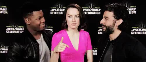 Watch and share Daisy Ridley GIFs and Dasiy Ridley GIFs on Gfycat