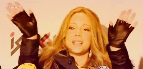 mariah carey, mariah carey birthday GIFs