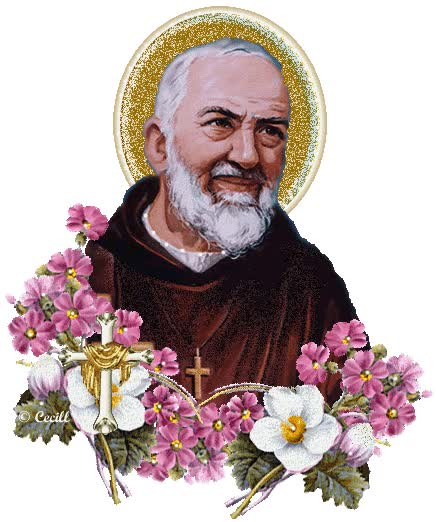 "Watch and share ""Se Vuoi Offendere Un Avversario"" Diceva Padre Pio...Leggi Il Suo Consiglio 