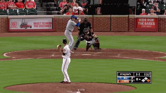 Watch Bleier SL GIF on Gfycat. Discover more Kansas City Royals, baseball GIFs on Gfycat