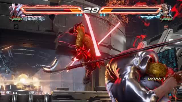 Watch and share Tekken GIFs by zafz259 on Gfycat