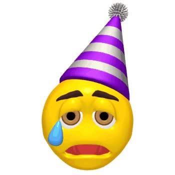 Watch and share Emoticon Sad Gif GIFs on Gfycat