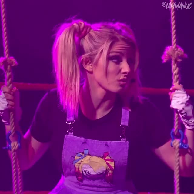 Watch and share Alexas Playground GIFs and Alexa Bliss Funny GIFs by Vortexx on Gfycat