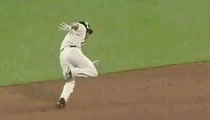 Watch ben revere baserunning fail baseball fail gifs GIF on Gfycat. Discover more related GIFs on Gfycat