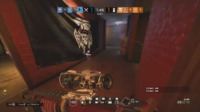 Watch and share Rainbow6 GIFs and Siege GIFs by revi on Gfycat