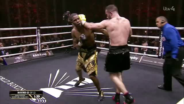 Watch Murat Gassiev puts down Yunier Dorticos with a peach of a left hook GIF by Tom_Cody (@tomcody) on Gfycat. Discover more Boxing, KO, Knockout, Murat Gassiev, Yunier Dorticos GIFs on Gfycat