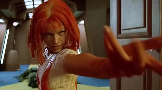 Watch and share Jovovich GIFs and Element GIFs by Deus GIF Machina on Gfycat