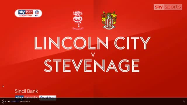 Watch and share Lincoln City - Stevenage GIFs by elbous.y on Gfycat