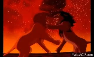 Watch and share Scar Lion King GIFs on Gfycat