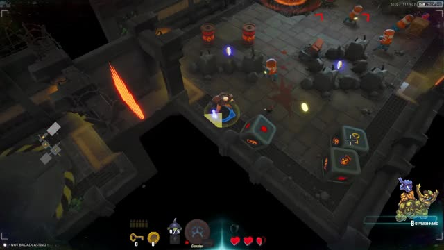 Watch and share Gone Viral GIFs and Roguelike GIFs by Skullbot Games on Gfycat