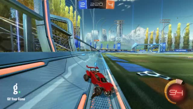 Watch Goal 7: BenC GIF by Gif Your Game (@gifyourgame) on Gfycat. Discover more BenC, Gif Your Game, GifYourGame, Rocket League, RocketLeague GIFs on Gfycat