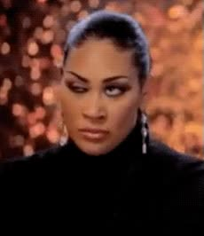 Watch this eye roll GIF by sannahparker on Gfycat. Discover more Keke Wyatt, eye roll, funny, r&b divas, weird GIFs on Gfycat