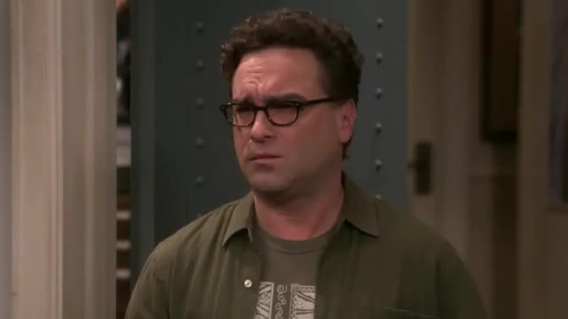 Watch and share The Big Bang Theory GIFs and Johnny Galecki GIFs by Reactions on Gfycat