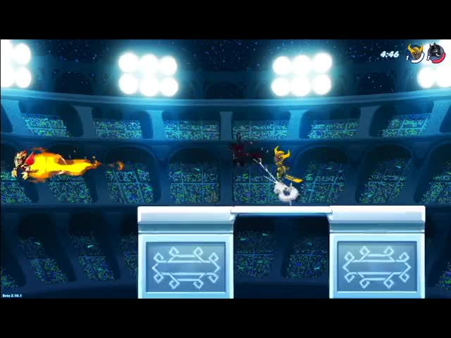Watch and share Brawlhalla GIFs by hotrod on Gfycat