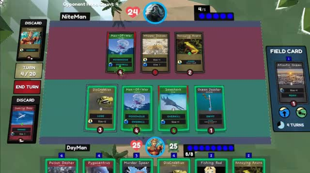 Watch and share Water Cards Spells GIFs by daimenpn on Gfycat
