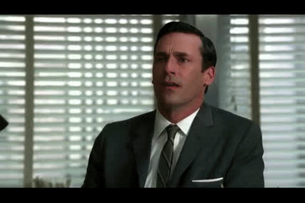 Jon Hamm, speechless, Speechless GIFs