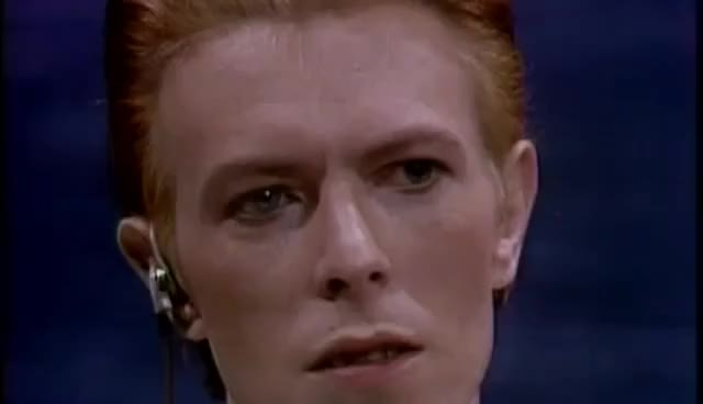 Watch and share Davidbowie GIFs and Interview GIFs on Gfycat