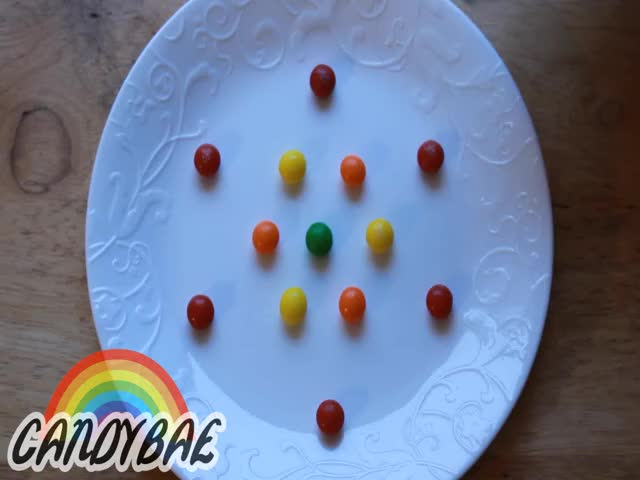 Watch Melting skittles into a flower GIF on Gfycat. Discover more BeAmazed, OddlySatisfying, interestingasfuck GIFs on Gfycat