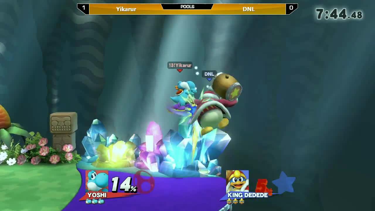 dair, how, you, AGON - Yikarur (Yoshi) Vs. DNL (Mega Man, King Dedede) - Pools - Smash 4 GIFs