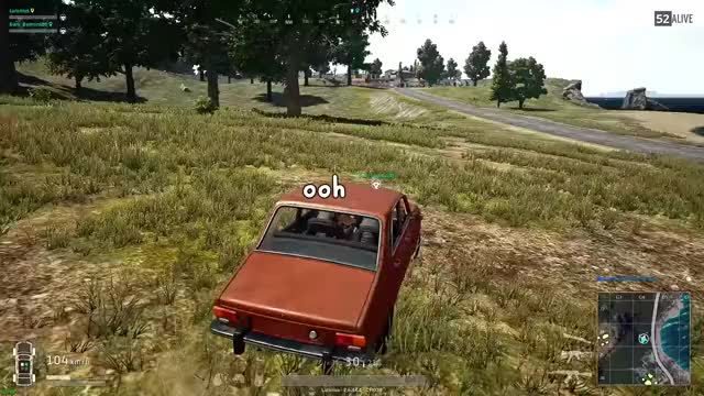 I feel both lucky and unlucky at the same time [PUBG]