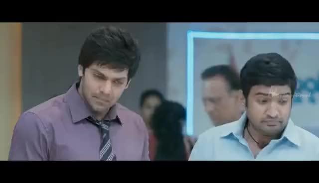 Watch and share Santhanam Comedy Scenes | Raja Rani Tamil Movie | Arya | Nayanthara | Nazriya | Rajendran | Atlee GIFs on Gfycat