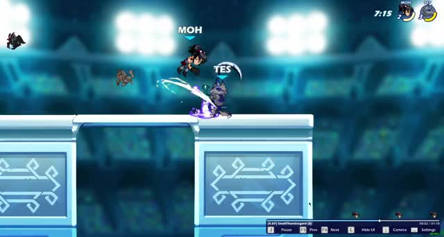 Watch and share Brawlhalla 2021-05-22 12-50-38 GIFs by tessitura on Gfycat