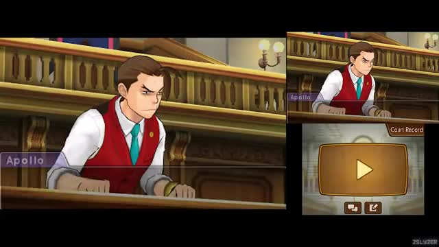 Watch Phoenix Wright: Dual Destinies #06 - The Monstrous Turnabout ~ Trial, Day 1 (1/2) GIF on Gfycat. Discover more ace, apollo, attorney, edgeworth, gyakuten, investigations, justice, miles, phoenix, wright GIFs on Gfycat